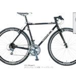 MTBとロードのハイブリッド♪<br>アラヤ(ARAYA) 2017年モデル CX クロスバイク 送料無料