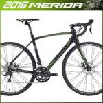 2016年モデル30%OFF♪<br>MERIDA(メリダ) RIDE DISC 200 ライド ディスク 200 ロードバイク 送料無料