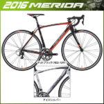 2016年モデル30%OFF♪<br>MERIDA(メリダ) SCULTURA 400 スクルトゥーラ 400 ロードバイク 送料無料