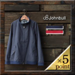 タイトめシルエットでシャツ感覚♪<br>JOHNBULL(ジョンブル)  メンズ ジップアップ ジャケット メンズファッション アウター ジャンパー ブルゾン 12357 送料無料