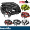 高次元の耐久性を確保♪<br>Zerorh+(ゼロアールエイチプラス) EHX6055 ZY ロードバイク ヘルメット 送料無料