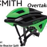 すべてを高次元で融合させたデザイン♪<br>SMITH(スミス) Overtake Mips非搭載 Mat Reactor Split ロードバイク ヘルメット 送料無料