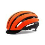 おしゃれは頭から♪<br>GIRO(ジロ) ASPECT アスペクト オレンジ ロードバイク ヘルメット 送料無料