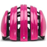 持ち運びに便利な折り畳みヘルメット♪<br>CARRERA(カレラ) Foldable Basic フォルダブルベーシック Helmet Rose(LR8) ヘルメット 送料無料