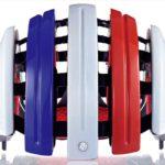 持ち運びに便利な折り畳みヘルメット♪<br>CARRERA(カレラ) GRAND TOUR EDITION E00471 FRENCH FLAG 55-58cm ヘルメット 送料無料