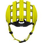 持ち運びに便利な折り畳みヘルメット♪<br>CARRERA(カレラ) Foldable Basic フォルダブルベーシック Helmet Lime ヘルメット 送料無料