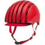 持ち運びに便利な折り畳みヘルメット♪<br>CARRERA(カレラ) Foldable Crit Helmet Matte Red(3SF) ヘルメット 送料無料