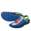 革命的かつユニークなフットウェア♪<br>KEEN(キーン) レディース UNEEK ユニーク フィット スポーツサンダル ブルー 1014878 送料無料