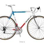 2017年モデル♪<br>BASSO(バッソ) GAPギャップ 1977 トリコロール(2x8s)ロードバイク 自転車 完成車