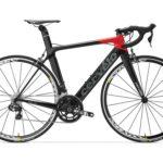 プロツアーチームの走りを支えたエアロロードバイク♪<br>CERVELO(サーヴェロ) S3 ULTEGRA 11S ロードバイク <カーボン/レッド> 自転車 完成車