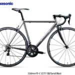 2017年モデル♪<br>PANASONIC(パナソニック) POS ORTC21 ULTEGRA (2x11s) ロードバイク 完成車 自転車