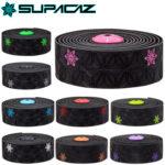 グリップと耐久性に優れたバーテープ♪<br>SUPACAZ(スパカズ) バーテープ スーパースティッキー KUSH GALAXY