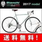 2017年モデル TIAGRA(ティアグラ)仕様♪<br>BIANCHI(ビアンキ) LUPO TIAGRA ルポ ティアグラ ディスクブレーキ ロードバイク 送料無料