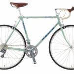 2017年モデル CLARIS(クラリス)仕様♪<br>BIANCHI(ビアンキ) BERGAMO CELESTE CLASSICO ベルガモ チェレステ クラシコ ロードバイク 送料無料