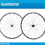 クリンチャータイヤとチューブレスタイヤに対応♪<br>SHIMANO(シマノ) WHEEL チューブレス対応 クリンチャーホイール WH-6800 F/R CL 前後セット(10/11S) 送料無料