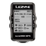 Bluetooth Smartに対応♪<br>LEZYNE(レザイン) MACRO GPS マクロGPS サイクルコンピュータ