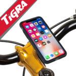 これがあればあなたのiPhoneが大活躍♪<br>TiGRA Sport(タイグラ スポーツ) iPhone x iPhone8 Plus iPhone6s スマホ スマートフォン ロードバイク スマホ マウント 送料無料