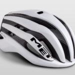 30年にも及ぶ、ヘルメット開発の集大成♪<br>MET(メット) HELMET 3K CARBON トレンタ 3K カーボン ロードバイク ヘルメット 送料無料