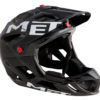 DHヘルメットの枠を超えた軽量性<br>MET(メット) 2019年モデル PARACHUTE (パラシュート)HES ヘルメット 送料無料
