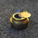 風や低温に強く、着火も簡単なアルコールバーナー♪<br>トランギア(trangia) アルコールバーナー [液体燃料][ストーブ]