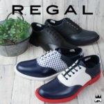 レインシューズには見えないおしゃれなデザイン♪<br>REGAL(リーガル) メンズ レインシューズ 69KR 靴 送料無料