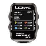 最長14時間持続するバッテリー♪<br>LEZYNE(レザイン) MICRO COLOR GPS マイクロカラーGPS サイクルコンピュータ