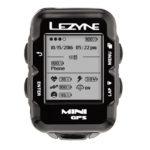 Bluetooth Smartに対応♪<br>LEZYNE(レザイン) MINI GPS ミニGPS サイクルコンピュータ